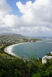 Atlantic Coast, St. Kitts, St. Kitts and Nevis Photographic Print by Robert Harding