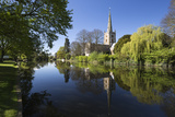 Holy Trinity Church on the River Avon, Stratford-Upon-Avon, Warwickshire, England, United Kingdom Photographic Print by Stuart Black