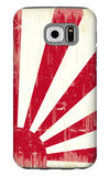 Grunge Japan Flag. An Old Japan Grunge Flag For You Galaxy S6 Case by  TINTIN75