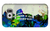 Rome City Skyline Galaxy S6 Case by  NaxArt