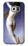 Lost Pleiad Galaxy S6 Case by William Adolphe Bouguereau