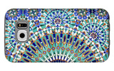 Oriental Mosaic In Morocco Galaxy S6 Case by  p.lange