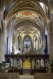 Apse of Tewkesbury Abbey (Abbey Church of St. Mary the Virgin) Photographic Print by Stuart Black