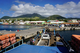 Basseterre, St. Kitts, St. Kitts and Nevis Photographic Print by Robert Harding