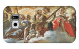 Musical Angels Galaxy S6 Case by Sir Anthony Van Dyck