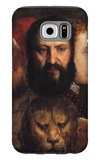 An Allegory of Prudence Galaxy S6 Case by  Titian