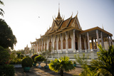 The Silver Pagoda, Royal Palace, Phnom Penh, Cambodia, Indochina, Southeast Asia, Asia Photographic Print by Yadid Levy