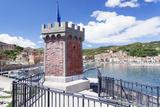 Harbour, Rio Marina, Island of Elba, Livorno Province, Tuscany, Italy Photographic Print by Markus Lange