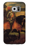 Emperor Charles V at Muhlberg Galaxy S6 Case by  Titian