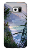 Island Experience, Kauai Galaxy S6 Case by Vincent James