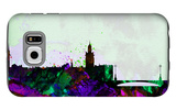 Stockholm City Skyline Galaxy S6 Case by  NaxArt