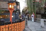 Tatsumi Bashi, the Bridge from Memoirs of a Geisha Novel, Gion District (Geisha Area), Kyoto, Japan Photographic Print by Stuart Black