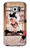 A Tedious History Galaxy S6 Case by James Tissot