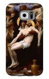 Pieta Galaxy S6 Case by William Adolphe Bouguereau