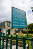 Museum of Nevis History, Charlestown, Nevis Photographic Print by Robert Harding