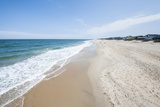 Beach at Nags Head, Outer Banks, North Carolina, United States of America, North America Reproduction photographique par Michael DeFreitas