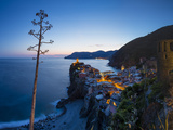 Vernazza, Cinque Terre, UNESCO World Heritage Site, Liguria, Italy, Europe Photographic Print by Gavin Hellier