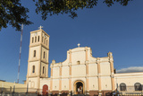 Facade and Bell Tower of the Iglesia San Jose in This Important Northern Commercial City Photographic Print by Rob Francis