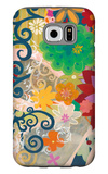French Curve Galaxy S6 Case by Jeanne Wassenaar