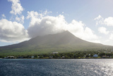 Mount Nevis, St. Kitts and Nevis, Leeward Islands, West Indies, Caribbean, Central America Photographic Print by Robert Harding