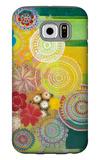 Lace Curve Galaxy S6 Case by Jeanne Wassenaar