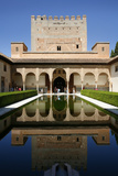 Palacio De Comares, One of the Three Palaces That Forms the Palacio Nazaries, Alhambra Fotodruck von Yadid Levy