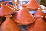 Tagine Pots, Tangier, Morocco, North Africa, Africa Photographic Print by Neil Farrin