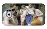 Admiration Galaxy S6 Case by William Adolphe Bouguereau
