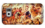 Abraham with Melchizedek Galaxy S6 Case by Peter Paul Rubens