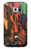 Violin and Guitar Galaxy S6 Case by Juan Gris