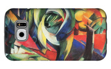 The Mandrill Galaxy S6 Case by Franz Marc