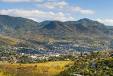 View of the Northern City Matagalpa Photographic Print by Rob Francis