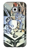 Still Life with Flowers Galaxy S6 Case by Juan Gris
