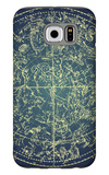 Vintage Zodiac Constellation Of Northern Stars Galaxy S6 Case by Alisa Foytik