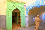 Hammam in Kasbah, Tangier, Morocco, North Africa, Africa Photographic Print by Neil Farrin