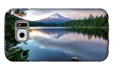 Summer Sunset at Trillium Lake, Oregon Galaxy S6 Case by Vincent James