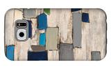 Blue Squared Galaxy S6 Case by Dennis Dascher