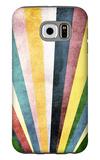 Grunge Sunbeams Galaxy S6 Case by  Mazirama