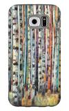 Rainbow Grove 2 Galaxy S6 Case by Norman Wyatt Jr.