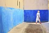 Oudaia Kasbah, Rabat, Morocco, North Africa, Africa Papier Photo par Neil Farrin