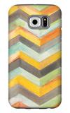 Rustic Symetry 1 Galaxy S6 Case by Norman Wyatt Jr.