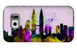 Kuala Lumpur City Skyline Galaxy S6 Case by  NaxArt