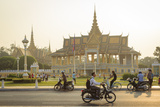 The Royal Palace, Phnom Penh, Cambodia, Indochina, Southeast Asia, Asia Photographic Print by Yadid Levy