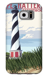 Cape Hatteras Lighthouse - Outer Banks, North Carolina Galaxy S6 Case by  Lantern Press