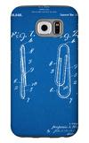 Paper Clip Patent Galaxy S6 Case