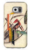 Animal Galaxy S6 Case by Franz Marc