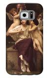 Ave De Printemps Galaxy S6 Case by William Adolphe Bouguereau