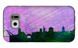 Dublin City Skyline Galaxy S6 Case by  NaxArt