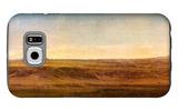 At the Level Galaxy S6 Case by Albert Bierstadt