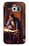 The Geographer Galaxy S6 Case by Jan Vermeer